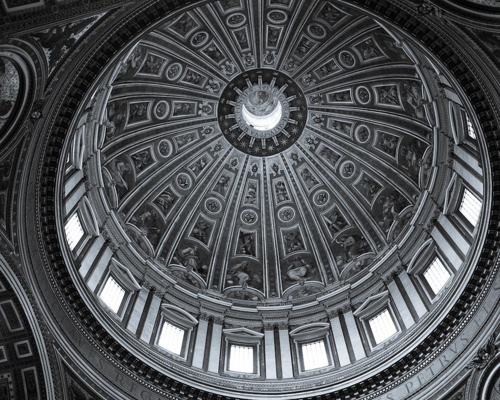 St. Peter's Basilica, by Tom Raymondson